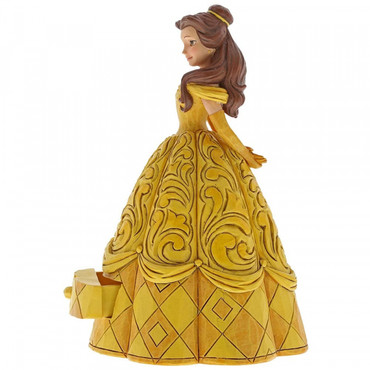 Belle Treasure Keeper JIM SHORE Figur A29503 – Bild 5