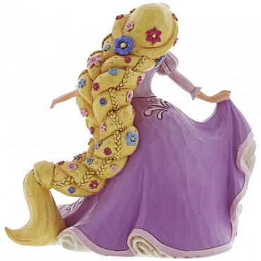 Rapunzel Treasure Keeper JIM SHORE Figur A29504 – Bild 4