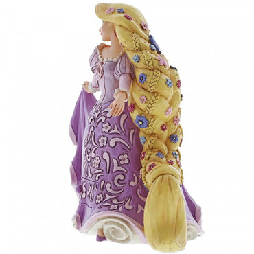 Rapunzel Treasure Keeper JIM SHORE Figur A29504 – Bild 3