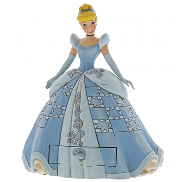 Cinderella Treasure Keeper JIM SHORE Figur A29506 – Bild 1