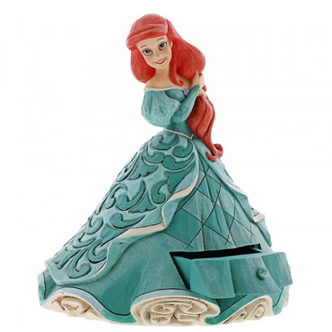 Ariel Treasure Keeper JIM SHORE Figur A29505 – Bild 2