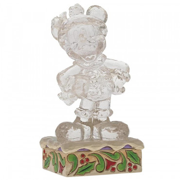 Ice Bright Mickey Mouse JIM SHORE Figur LED 4059924 – Bild 4