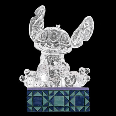 ICE BRIGHT STITCH Figur mit LED Jim Shore – Bild 1