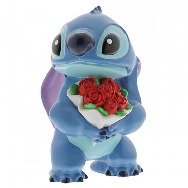 STITCH FLOWERS Figur Disney Showcase – Bild 2