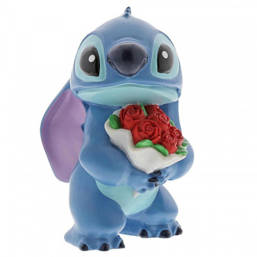 STITCH FLOWERS Figur Disney Showcase – Bild 1