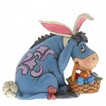 EEYORE COTTONTAIL Figur Jim Shore – Bild 2