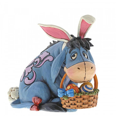 EEYORE COTTONTAIL Figur Jim Shore – Bild 1