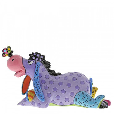 EEYORE WITH BUTTERFLY Mini Figur Romero Britto  – Bild 2