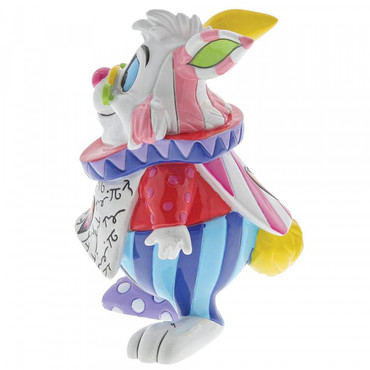 WHITE RABBIT Mini Figur Romero Britto  – Bild 2