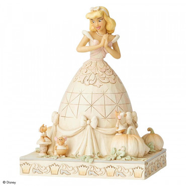 DARLING DREAMER Cinderella Skulptur Jim Shore – Bild 1