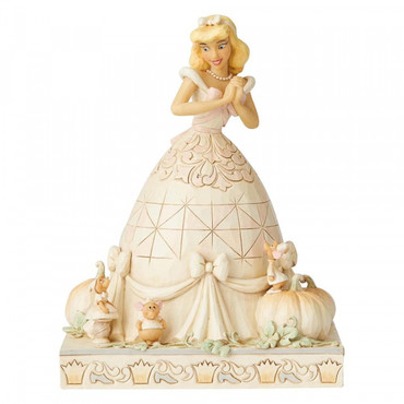 DARLING DREAMER Cinderella Skulptur Jim Shore – Bild 3