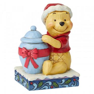 HOLIDAY HUNNY Winnie Pooh Figur Jim Shore – Bild 2