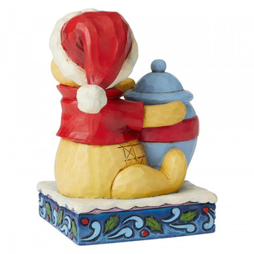 HOLIDAY HUNNY Winnie Pooh Figur Jim Shore – Bild 4