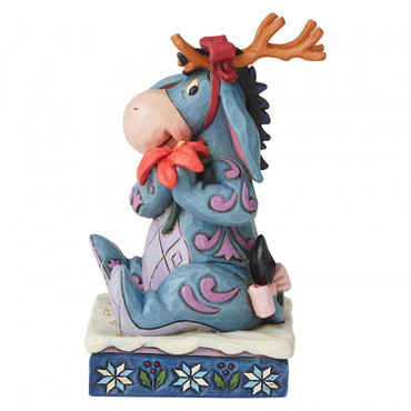 WINTER WONDERS - EEYORE Figur Jim Shore – Bild 2
