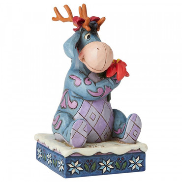 WINTER WONDERS - EEYORE Figur Jim Shore – Bild 6