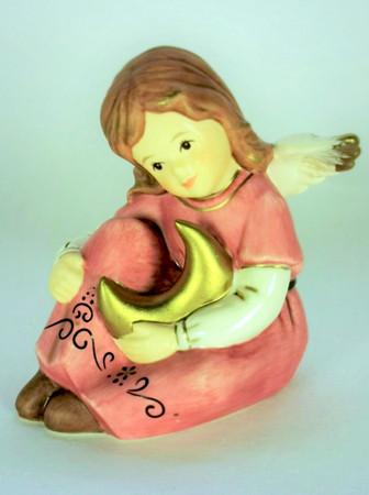 MEIN KLEINER MOND Figur Goebel Weihnacht – Bild 1