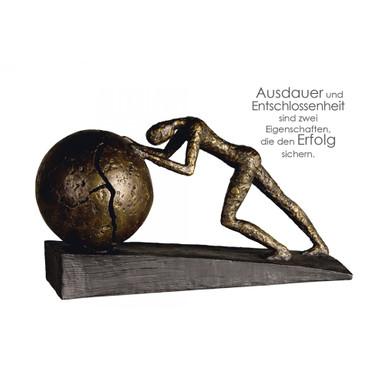 HEAVY BALL Skulptur DekoArt – Bild 1