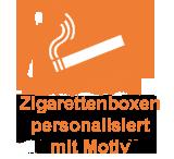 Zigarettenboxen personalisiert mit Motv