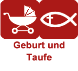 zu Geburt / Taufe
