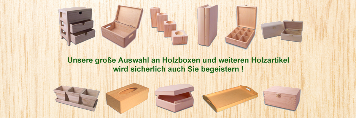 Holzboxen.de - Holzboxen, Aufbewahrungsboxen, Holzartikel guenstig ...