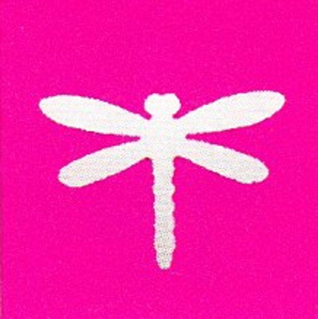Motivstanzer/ Motivlocher Libelle groß, Hebelstanzer