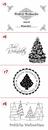 Weihnachts-Holz-Geschenkbox Holz-Kassette, für A4, incl. Auswahl-Lasergravur(r1) Bild 4