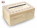 kl. Holzbox Briefbox (K4) Konfirmation Kommunion Geldgeschenke incl. Lasergravur Bild 8