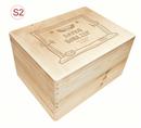 gr. Holz-Erinnerungsbox Schule Einschulung  Gr. 3 incl. Auswahl-Lasergravur (S6) Bild 8