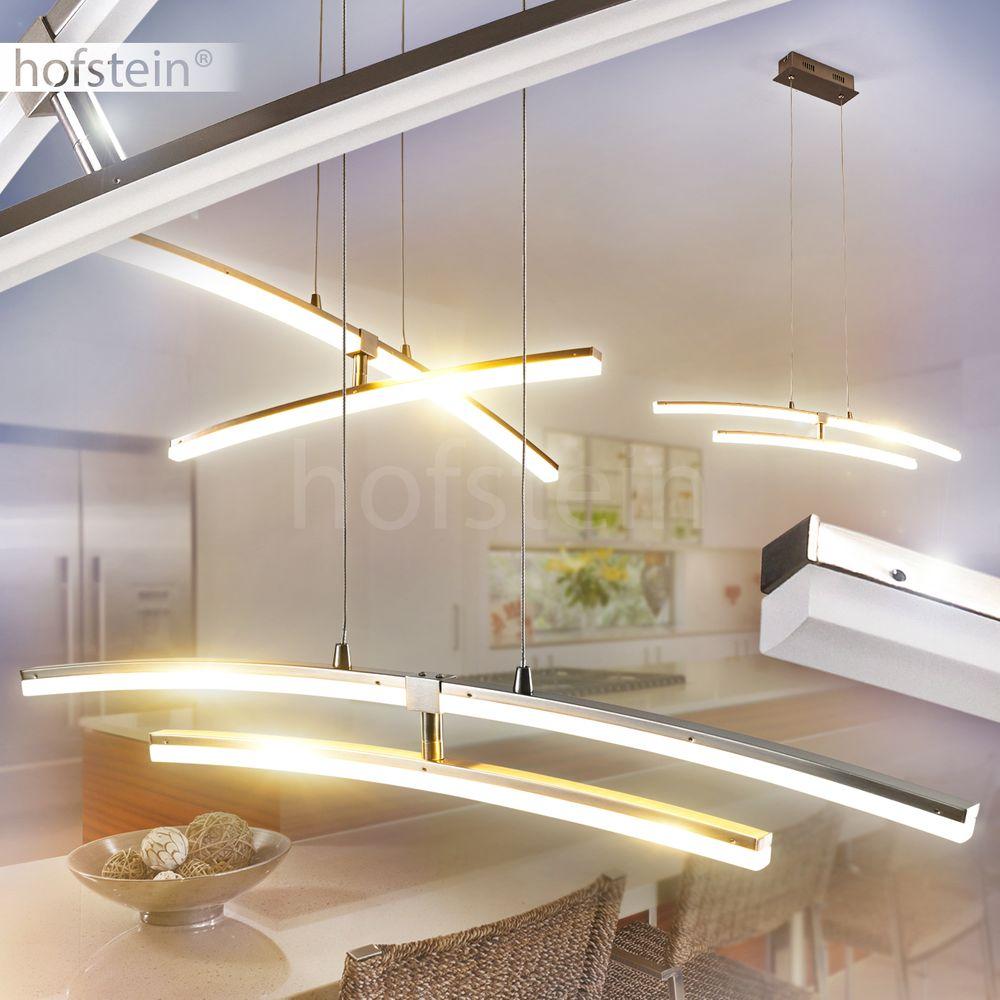 LED Design Decken Leuchte Glas Kugel Spot Küchen Lampe Haus Flur Big Light
