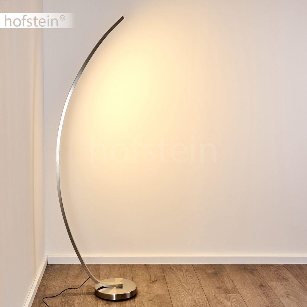 LED edle Wohn Schlaf Raum Beleuchtung Boden Stand Lampe Steh Leuchte Touchdimmer