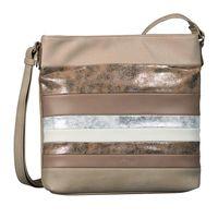 Gabor BLANCA Crossbag / Umhängetasche 8100-21 taupe