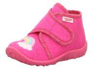 superfit Kinder Hausschuh SPOTTY 5-09253-55 rosa