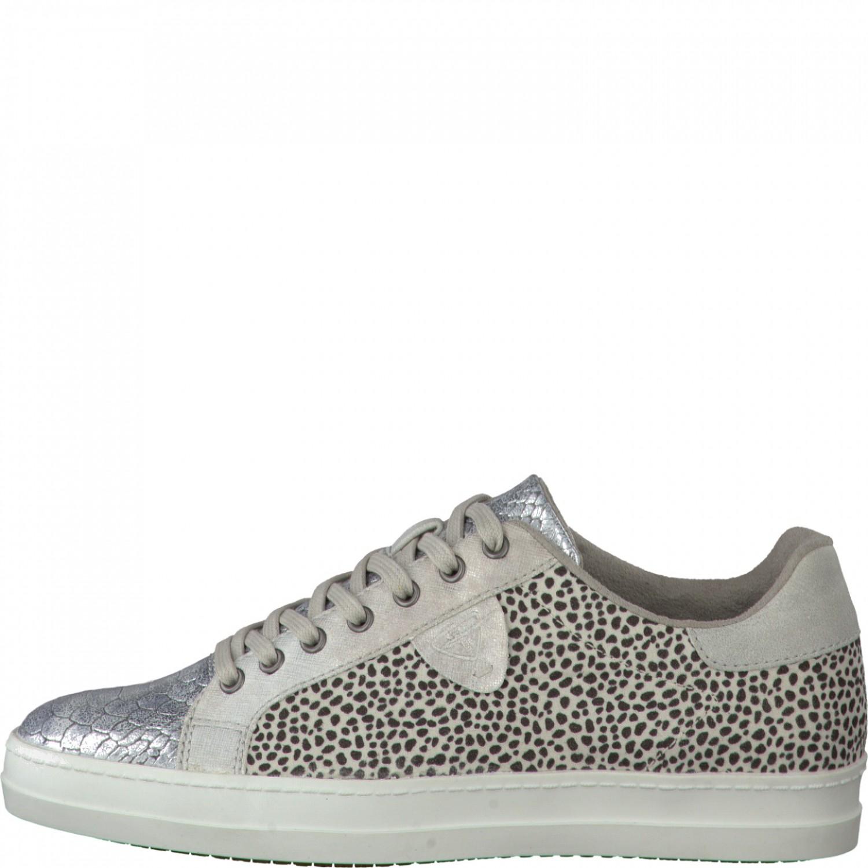 Tamaris Sneaker Silber Kombi Dost 1 026 Damen 23656 Blk 26 r785rw6q