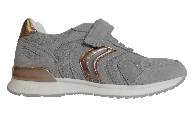 GEOX Kinder Sneaker Maisie J6203B-C1006 grau