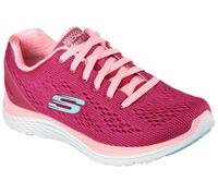 Damen Sneaker Skechers VALERIS-BACKSTAGE PASS 12221/RAS Pink