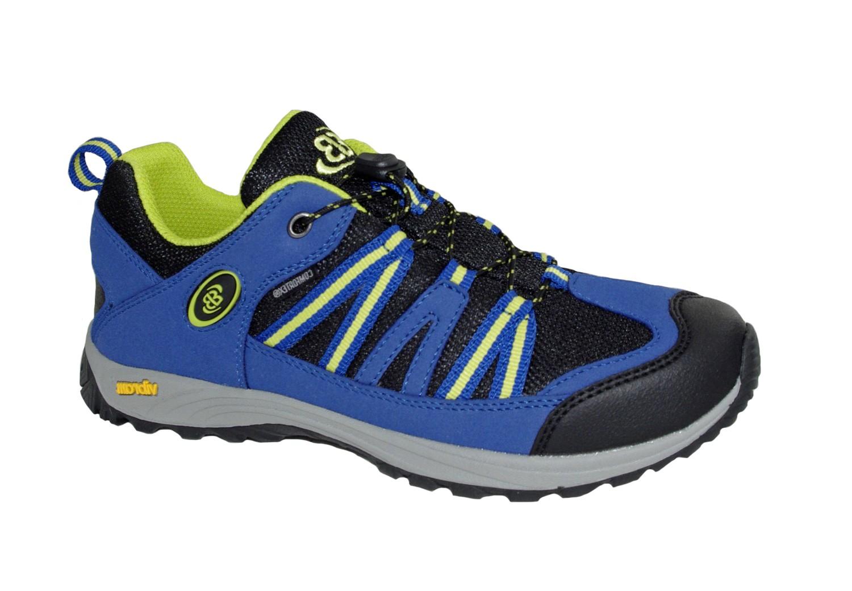 new styles 67272 b5c82 EB kids Outdoor-Schuh OHIO LOW 421059 blau/schwarz/lemon