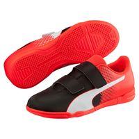 PUMA Sportschuh evoSPEED 5.5 IT V Jr 103802-01 white/red/black