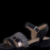 Caprice Damen Sandalette 9-28101-028 black