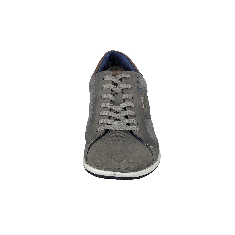 size 40 d2b83 ba315 bugatti Herren Sneaker BOSSO EVO 331-26301-1100 dark grey