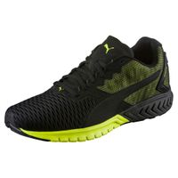 Puma Herren Running-Schuh IGNITE DUAL 189094-07 Black / Yellow