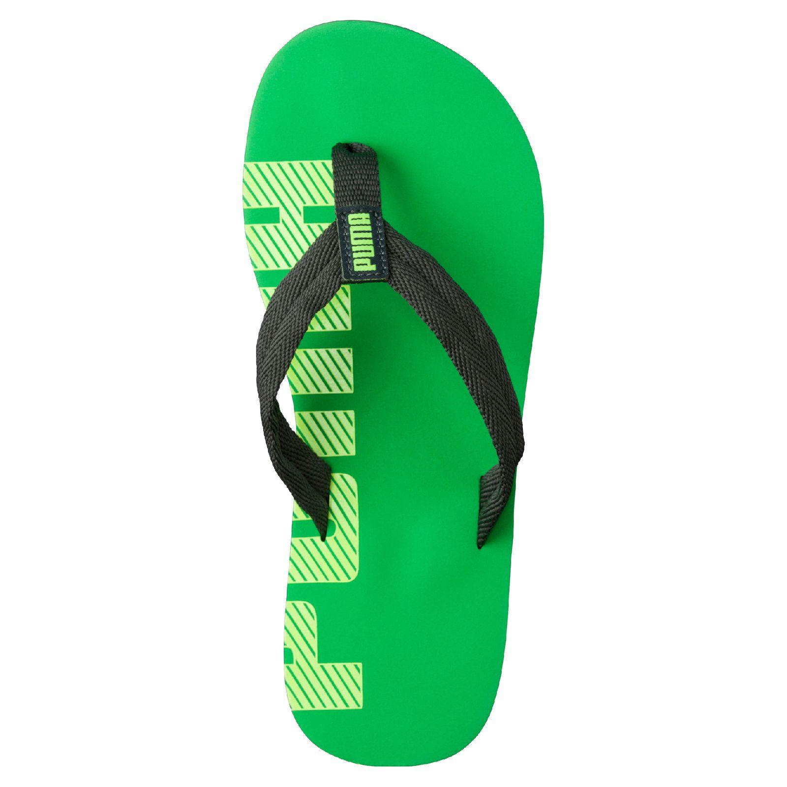 puma epic flip grün