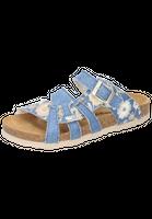 Dr. Brinkmann Damen Pantolette 701142-5 blau