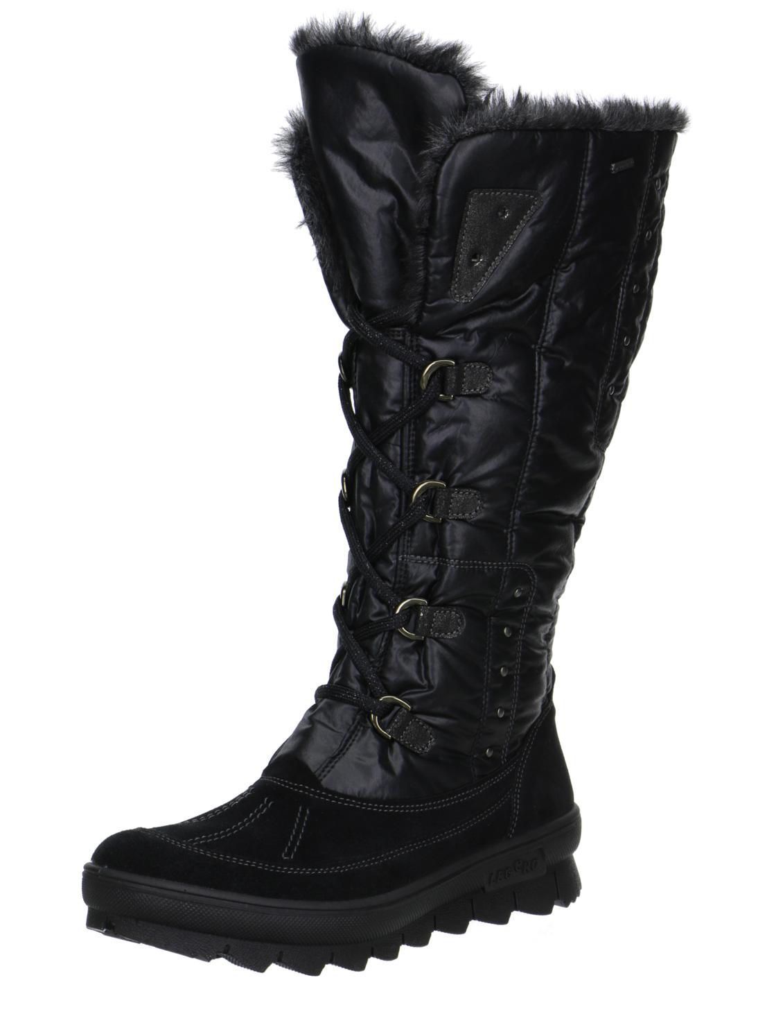 Legero Damen Gore-Tex Stiefel 3-00931-00 schwarz