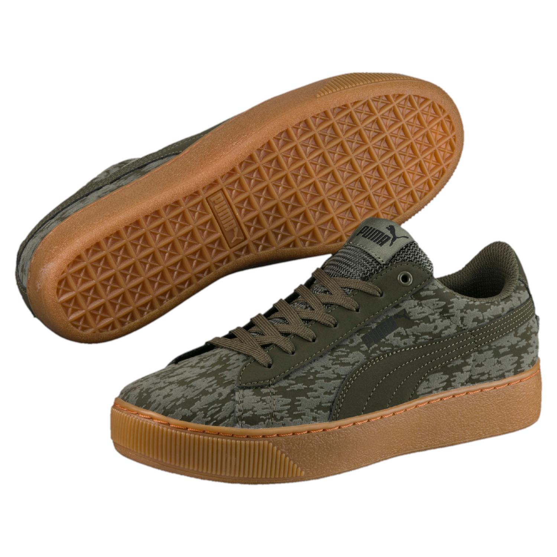 puma damen sneaker platform