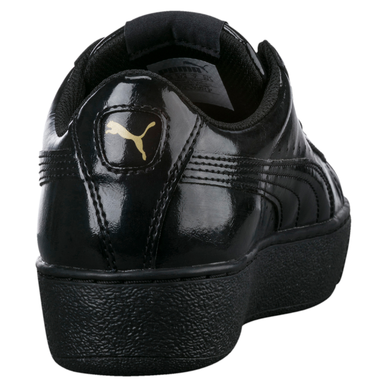 puma damen sneaker black