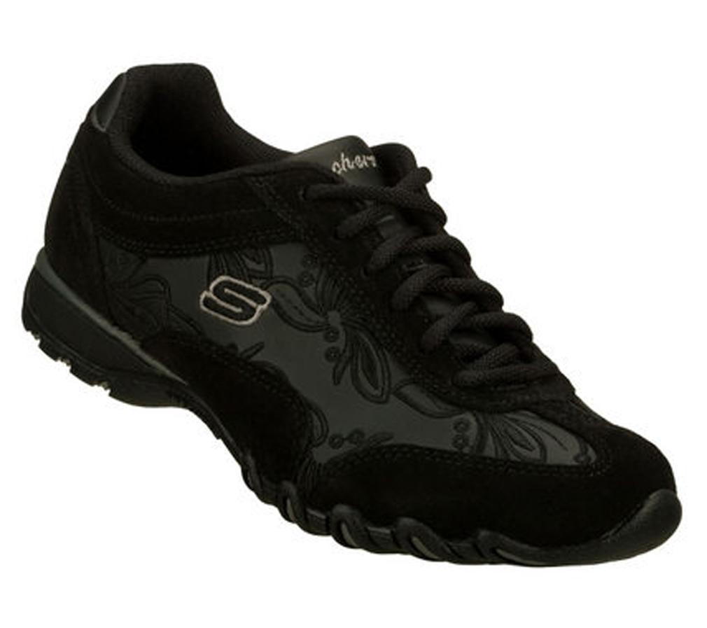 Skechers Damen SPEEDSTER NOTTINGHAM Sneaker 99999478 BLK schwarz ... 16f0f8d298