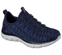 Skechers Damen Flex Appeal 2.0-Insights 12765/NVBL blau