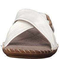 JANA Damen Pantolette 8-27109-20-100 weiß – Bild 4