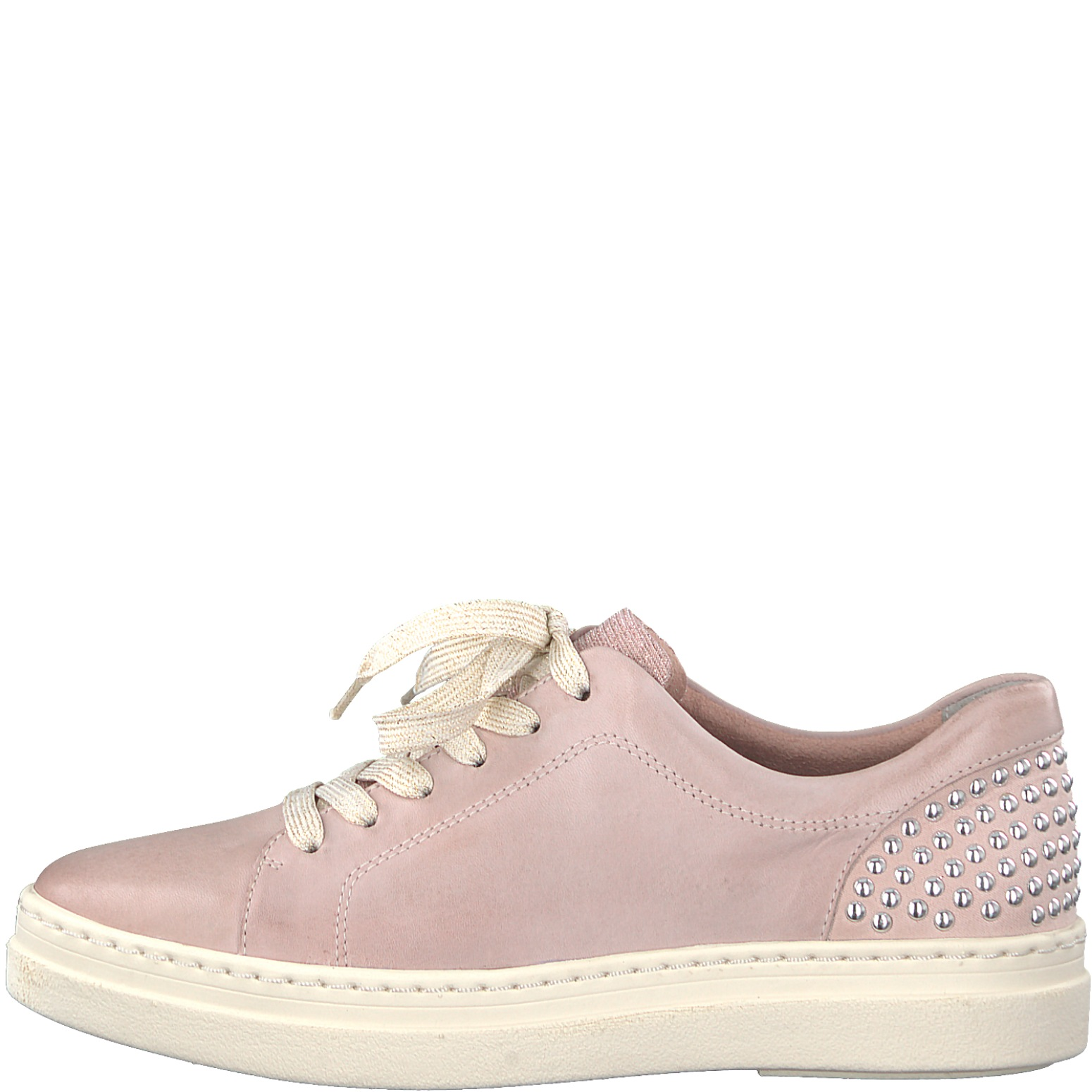 Tamaris 1 23743 20 521 Damen Rose Rosa Sneaker Halbschuh mit