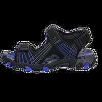 superfit Kinder Sandale 2-00100-02 schwarz kombi